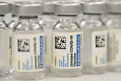 Virus Outbreak J And J Vaccine
