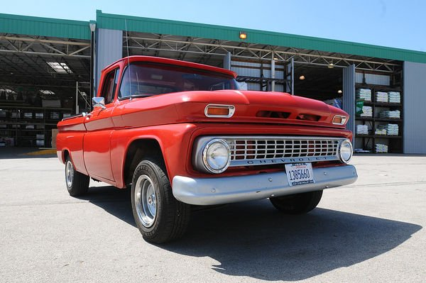 Gearheads: '63 Chevy a workhorse for Kankakee man | Local News