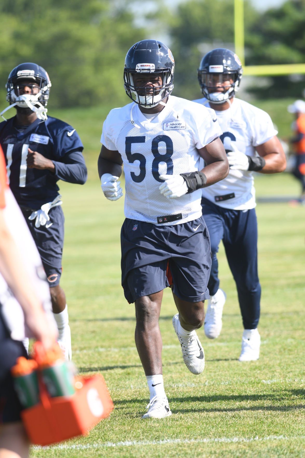 Bears Training Camp - July 30