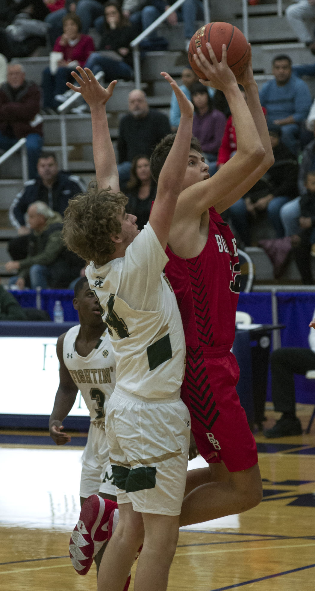 BBCHS/McNamara Boys Basketball
