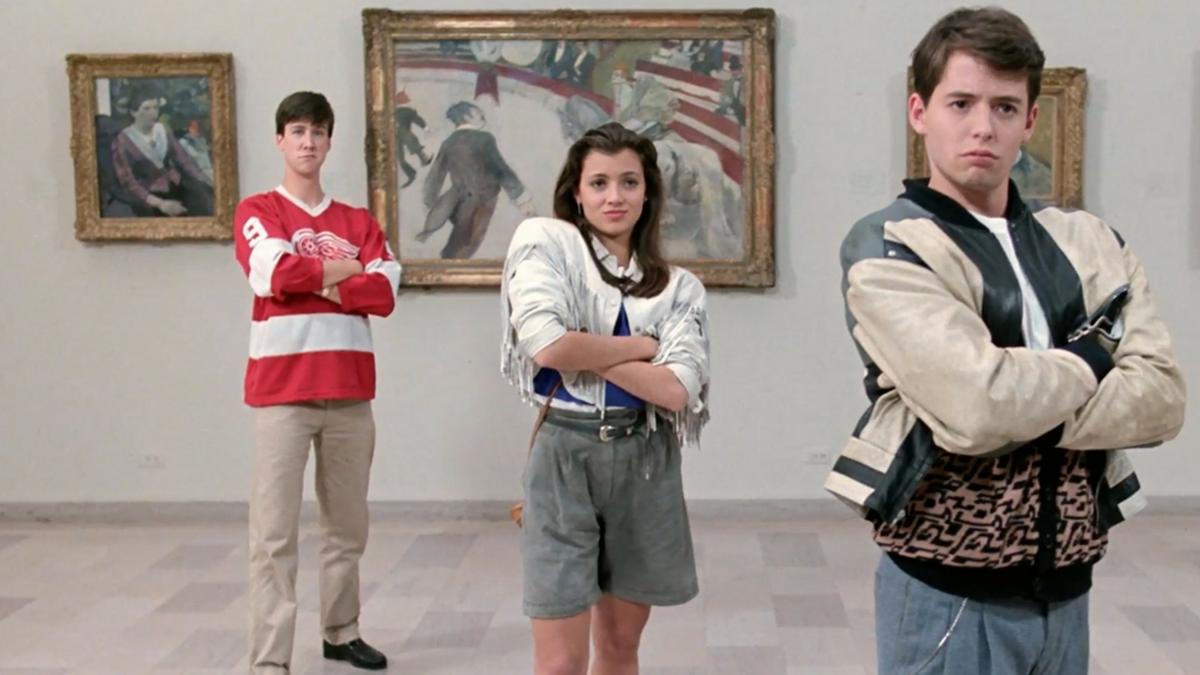 """Ferris Bueller's Day Off"""