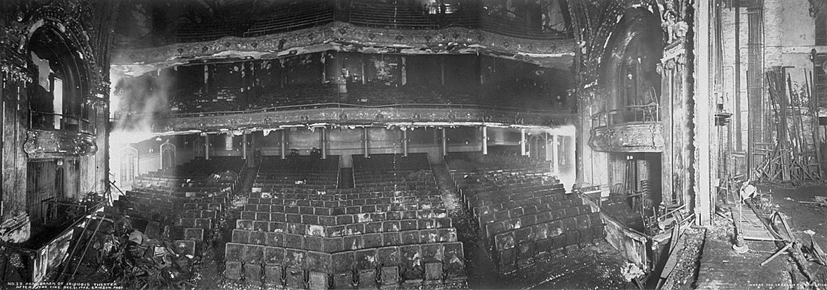 Worst theatre fire in history claimed local victims | Local