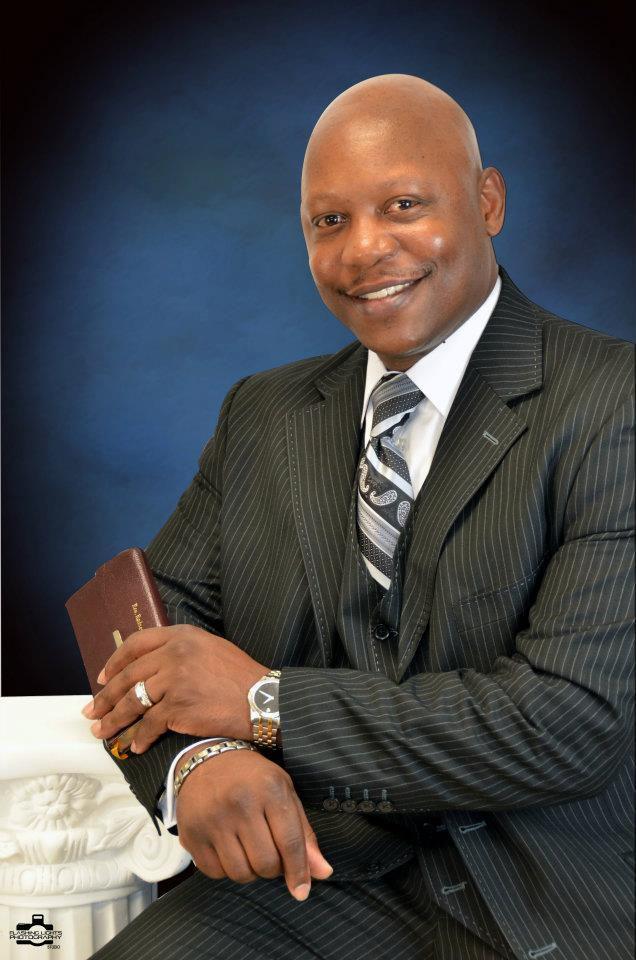 The Rev. Rodney Lake