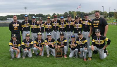 Bourbonnais Upper Grace Center baseball takes third at state