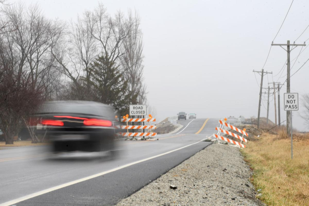 St. George Road overpass to reopen