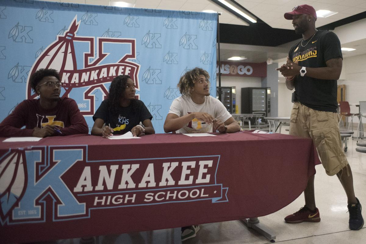 Kankakee to send three track and field athletes to same college