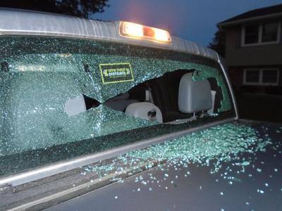Bourbonnais criminal damage to vehicles