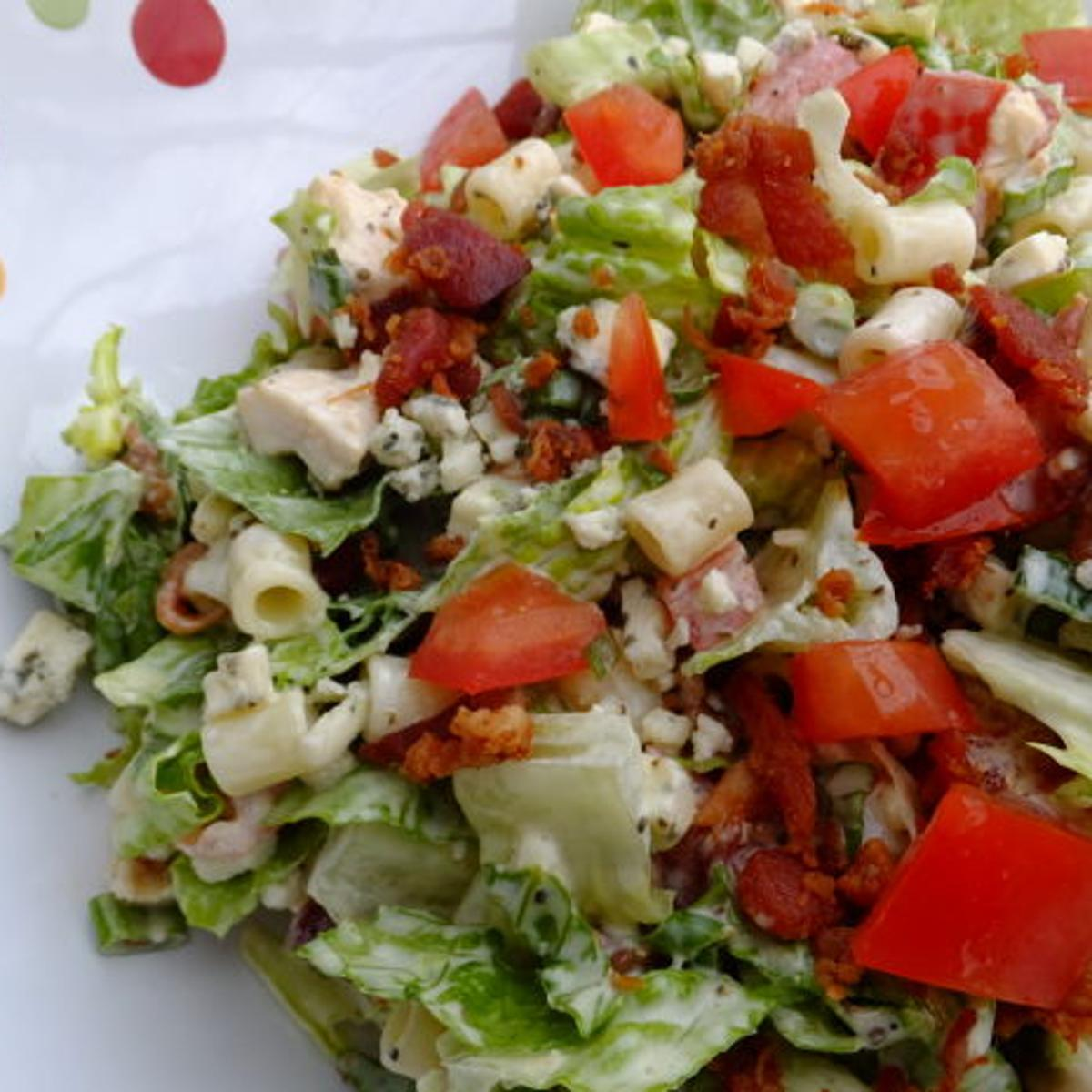 Portillo Salads Deb Clears Up Some Confusion Food Drink Daily Journal Com