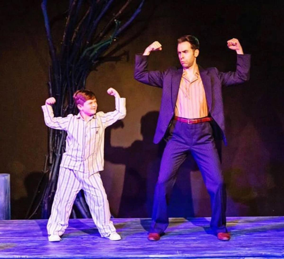 "Local boy performs in Chicago musical production of ""Big Fish"""