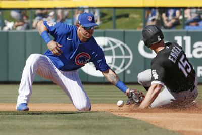 White Sox Cubs Spring Baseball