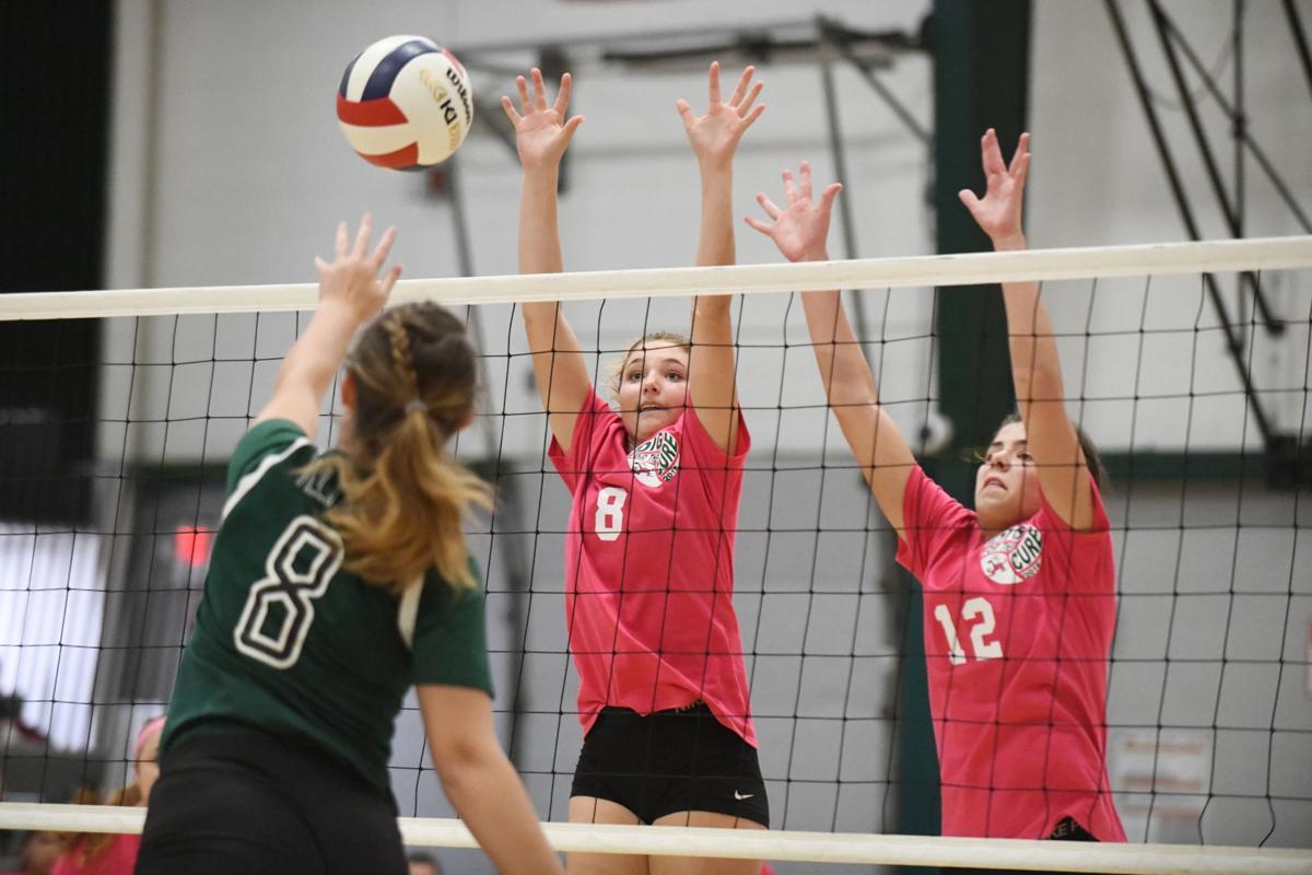 Volleyball: Mac vs. Illiana Christian