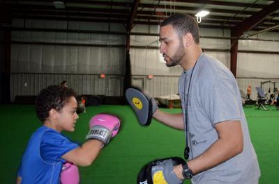 Nick Irvin, JABS Boxing Club