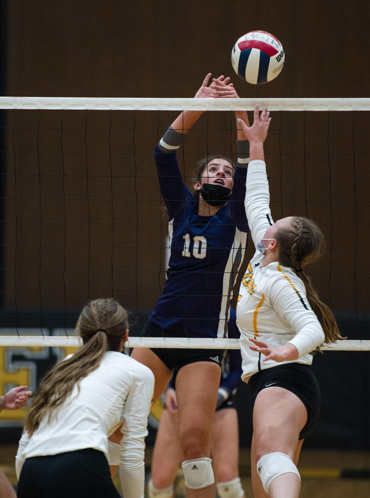 Herscher/Wilmington Volleyball