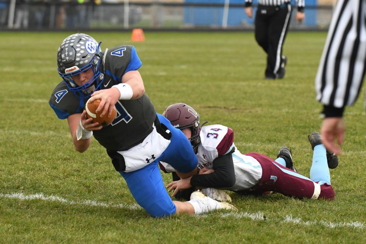 Football: Clifton Central vs. Mendon Unity