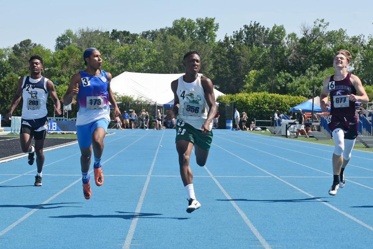 BOYS TRACK & FIELD: Mac's Phillips, Watseka's Cluver take gold at Class 1A State Finals