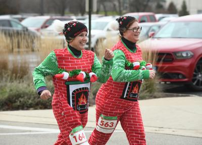 Jingle Bell Run -- the original festive race for the Arthritis Foundation