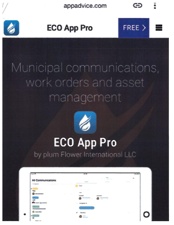 Eco App Pro Ad