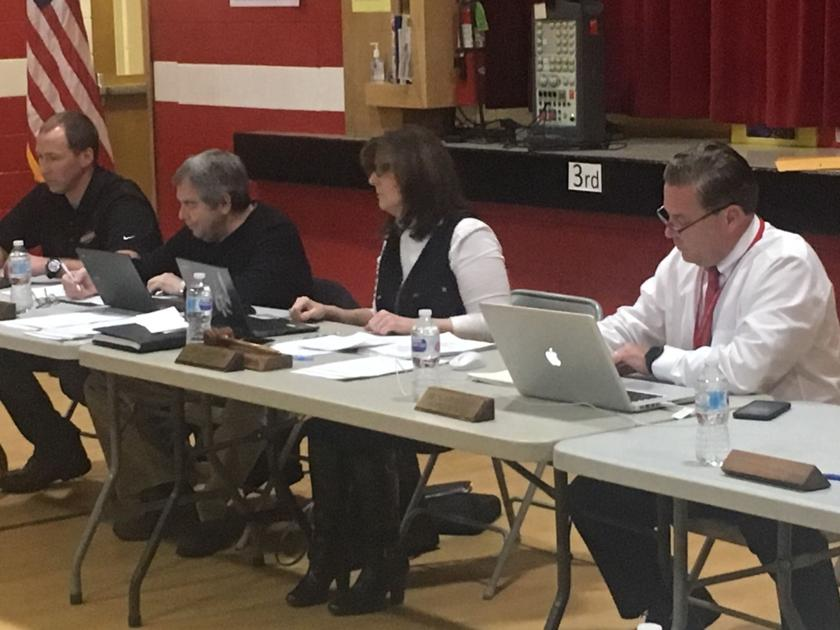 Board OKs tax hike question | Local News | daily-journal com