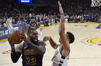 NBA teams just can't get in the zone when not facing man