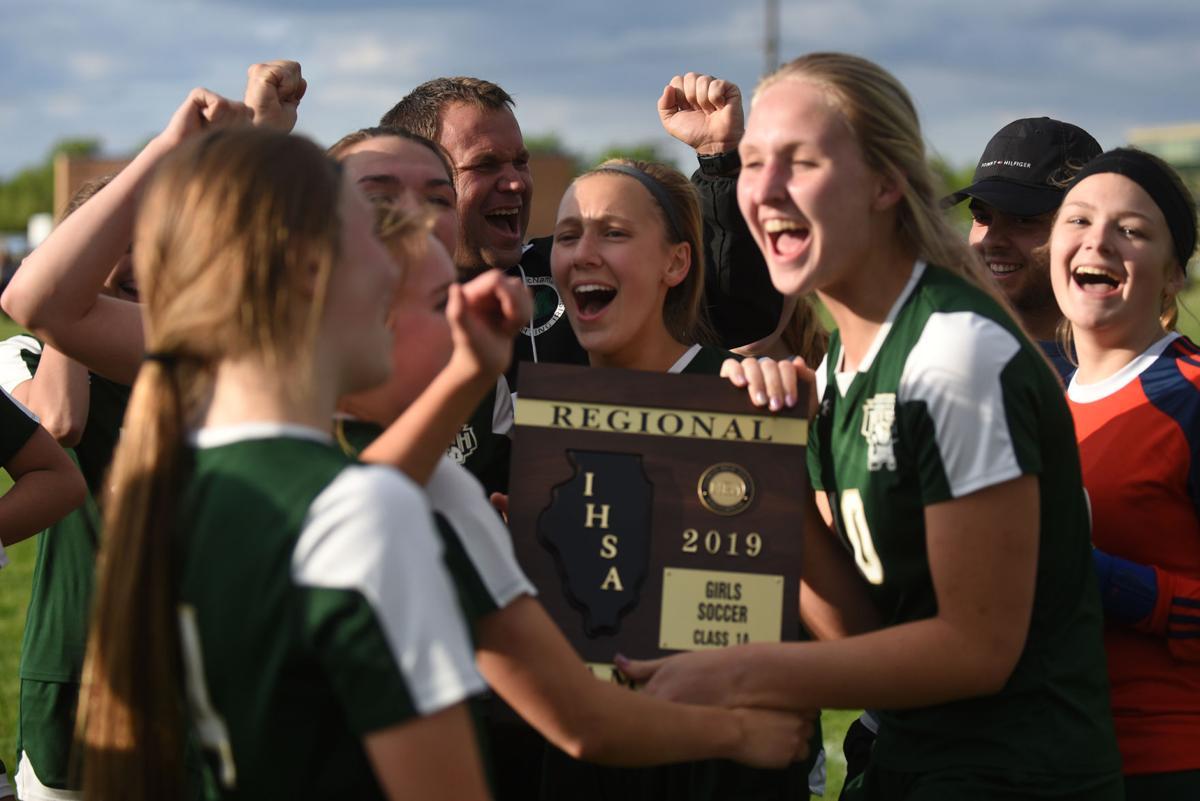 Bishop McNamara girls soccer wins first regional title