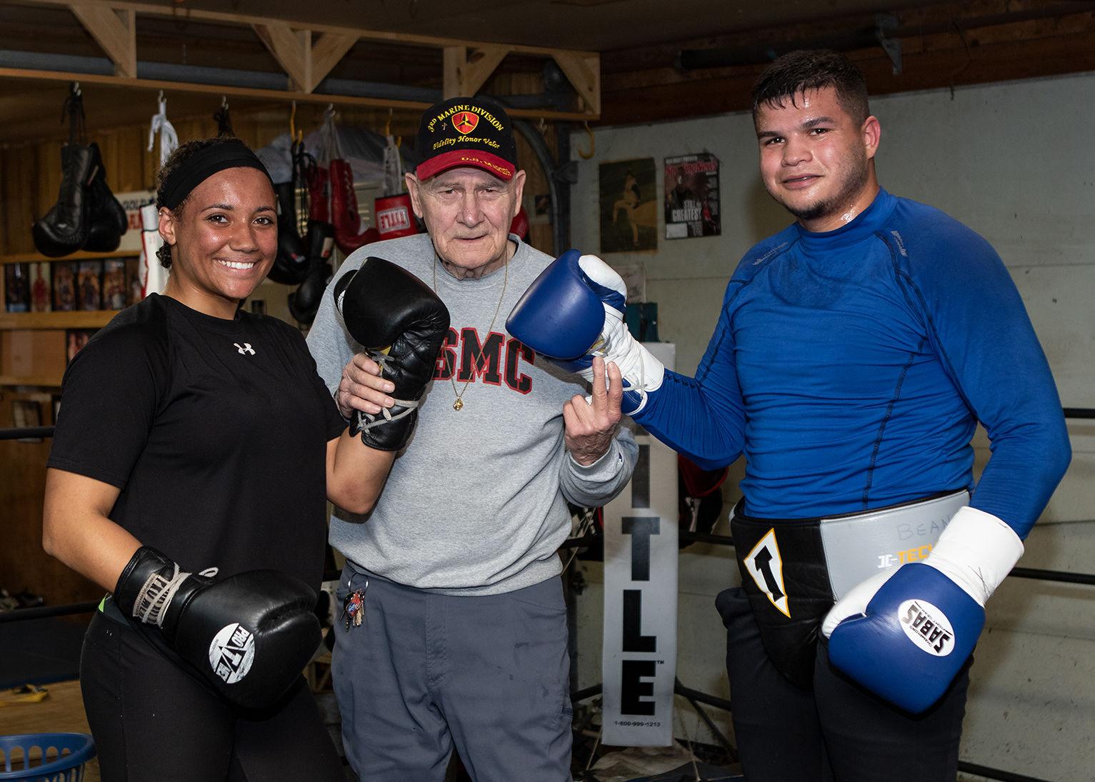 Illinois amateur boxing