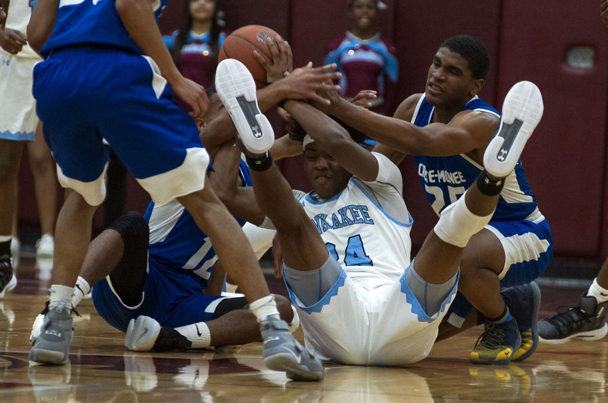 Boys Basketball Kankakee Shows No Mercy To Crete Monee