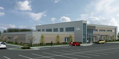 OAK Orthopedics rendering