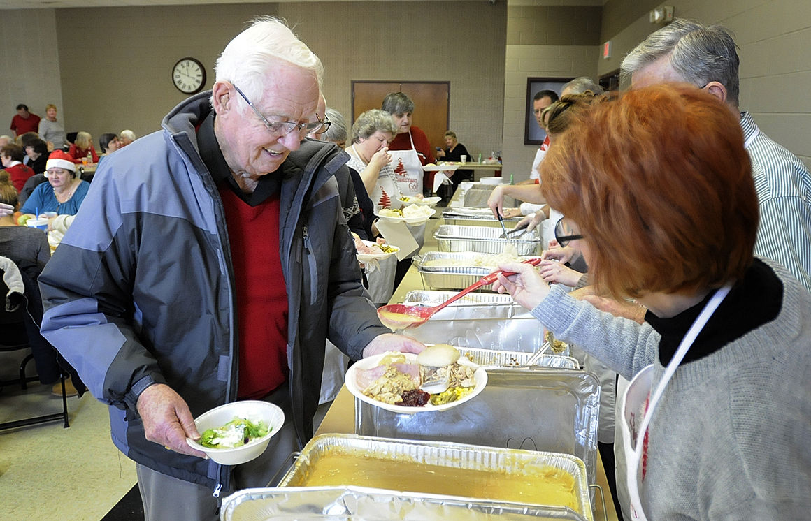 Time to register for free Christmas dinner | Local News ...