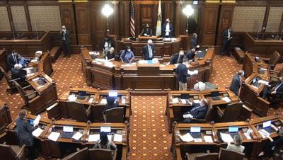 Delivery service rules, limits on governor's authority over unions advance
