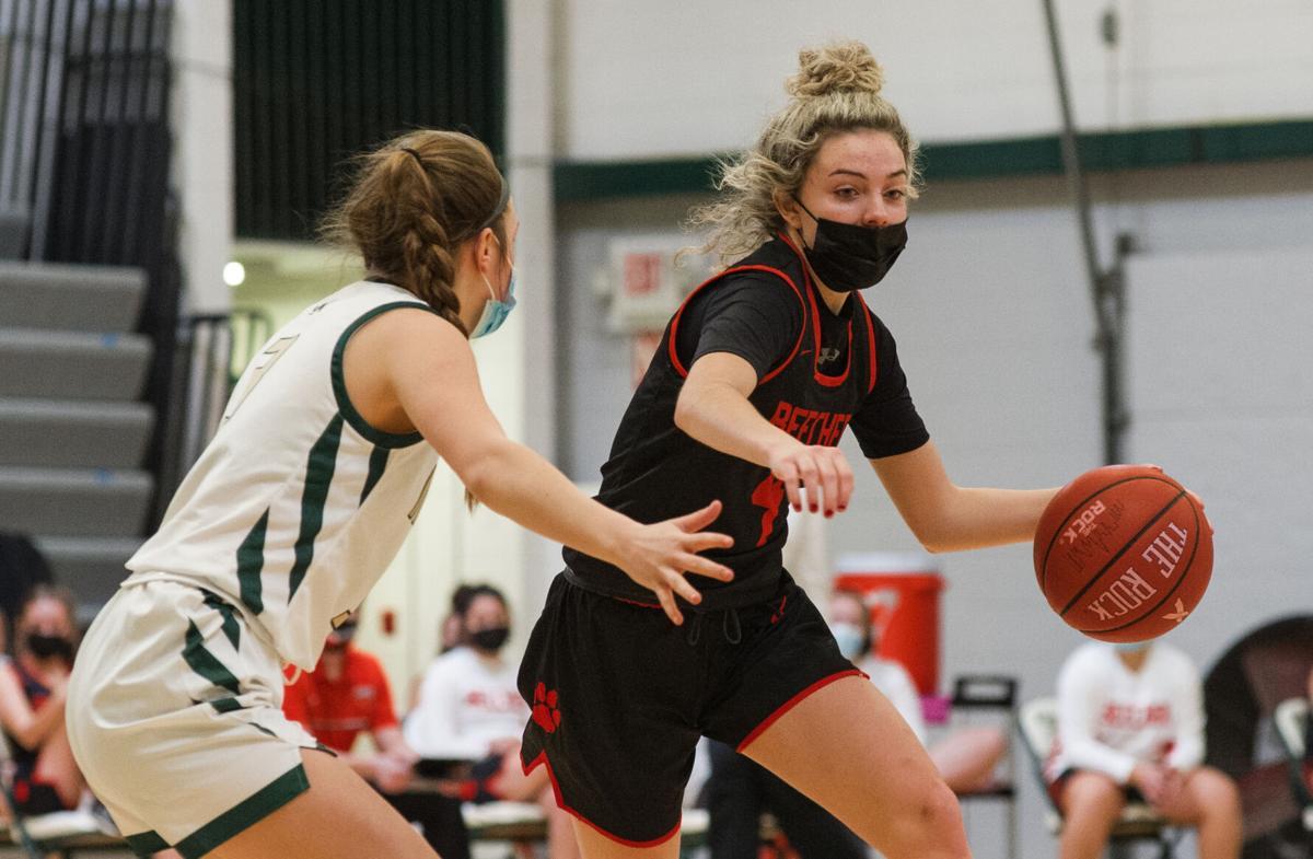 Bishop Mac/Beecher Girls Basketball
