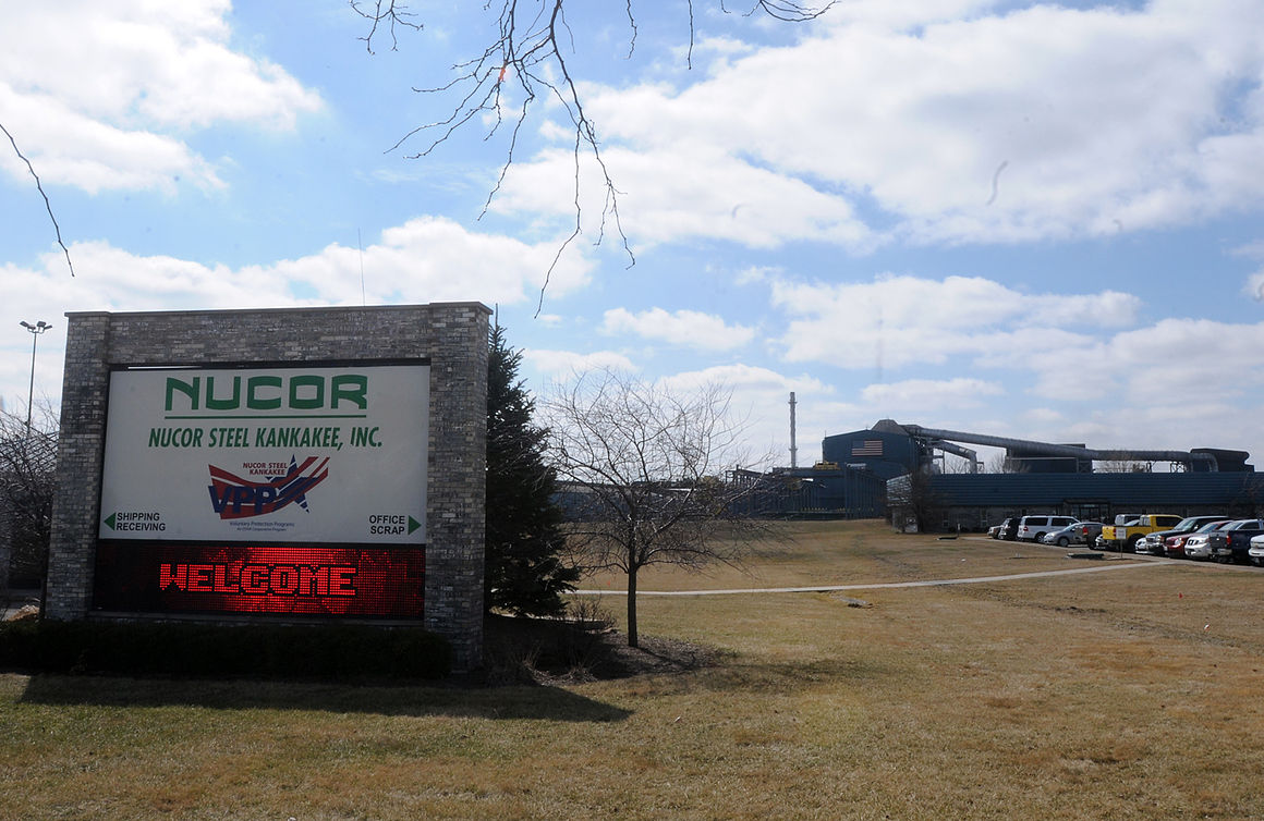 Nucor expansion moving ahead | Local News | daily-journal com