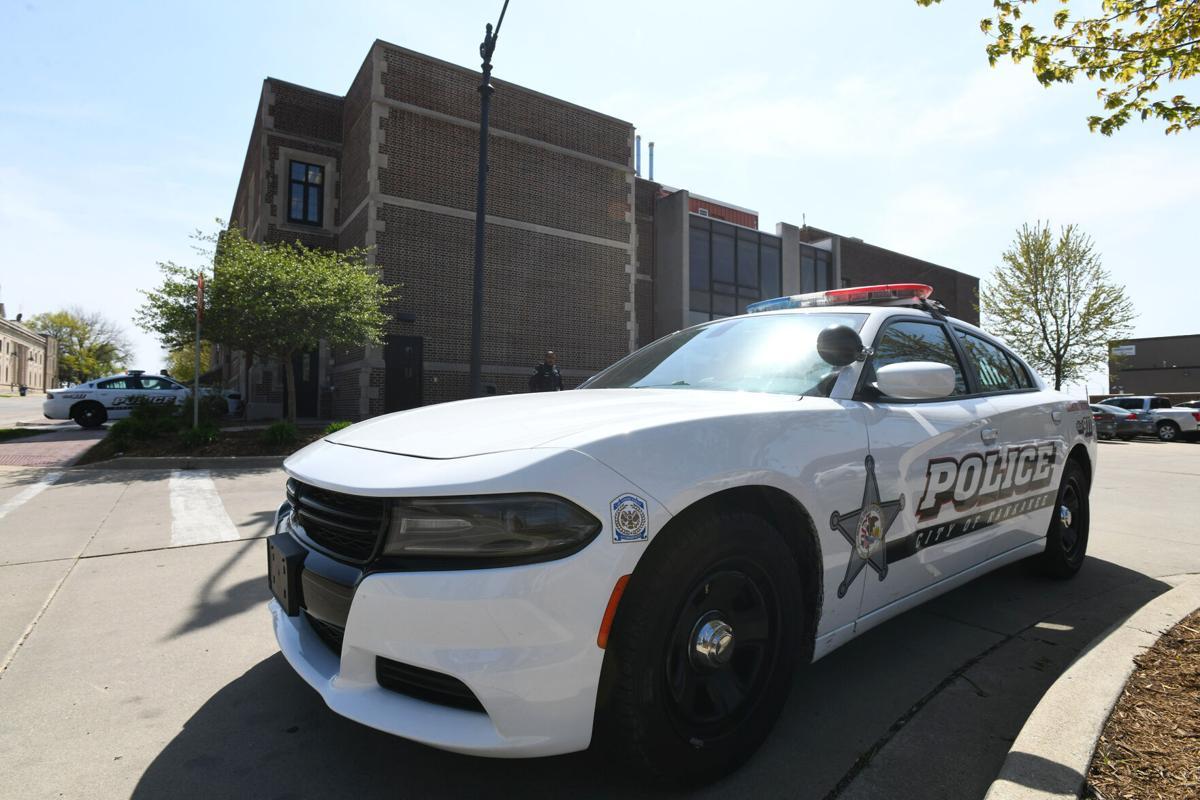Kankakee Police shift change
