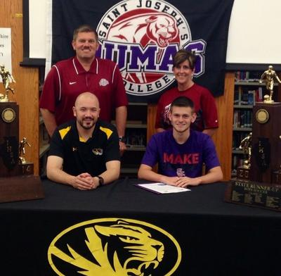pretty nice b9e51 be3dd College signing: Walter to play soccer for St. Joseph ...