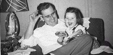 Tinker Parker and her father