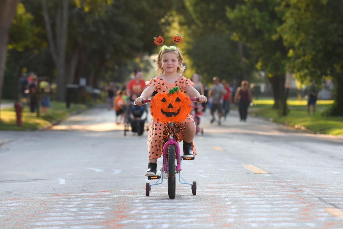 Pumpkin season rolls in