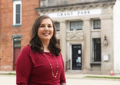 Grant Park Mayor Jamie Hawkins