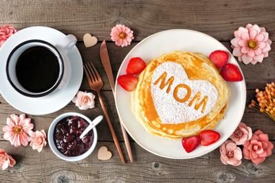 Mother's Day breakfast