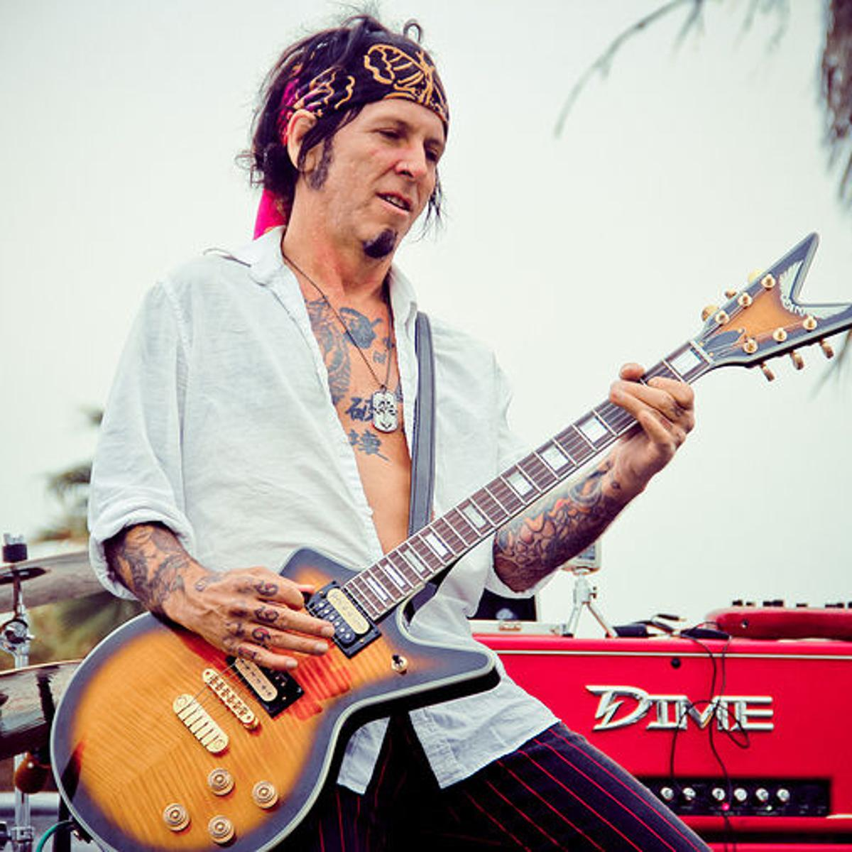 Tracii Guns invades the Bin | Arts & Entertainment | daily-journal.com