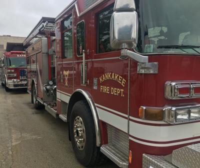 Kankakee Fire Department Suspensions