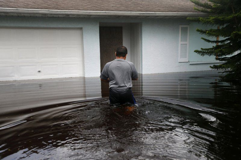 Hurricane Irma: More than 27000 without power in Collier, Lee