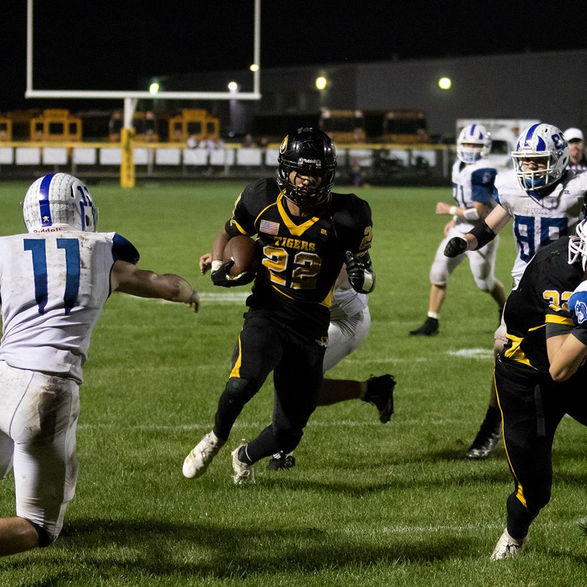FOOTBALL: IHSA releases mock districts | Prep & Youth Sports
