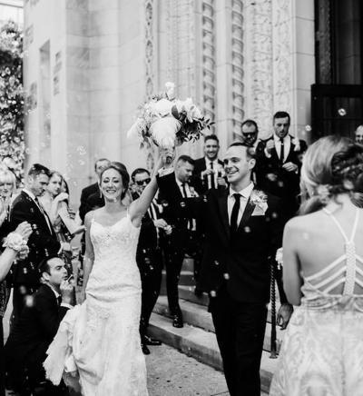Reutter-LaCosse Wedding
