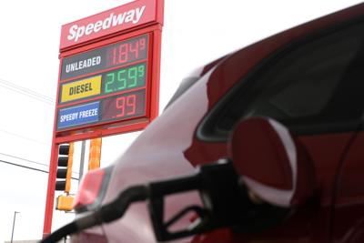 Gas prices March 2020