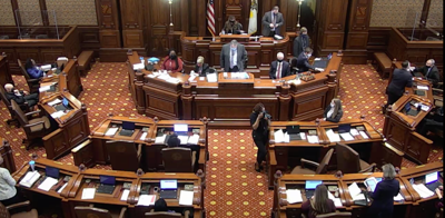 Bills creating liaisons for homeless college students, addressing dental care in schools advance