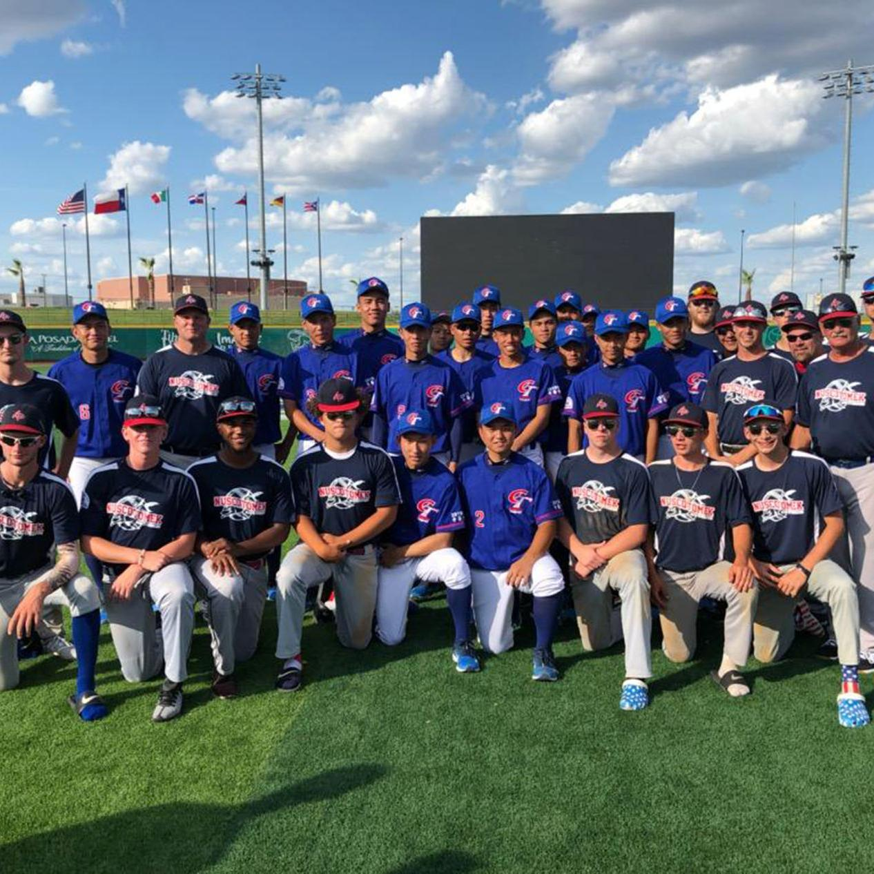 Nuscotomek Palomino team drops first game in world series | Local