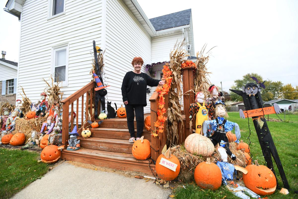 Sewing personalities into scarecrows