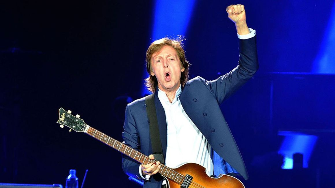 Sir Paul McCartney Still An Ageless Wonder