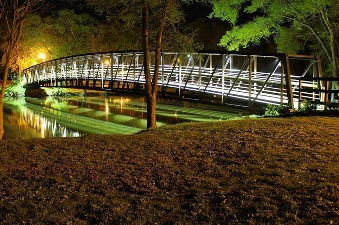 Island Park bridge Momence