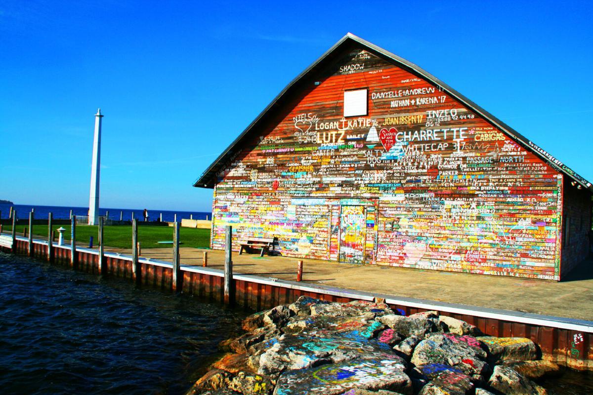 Frank Hosek graffiti