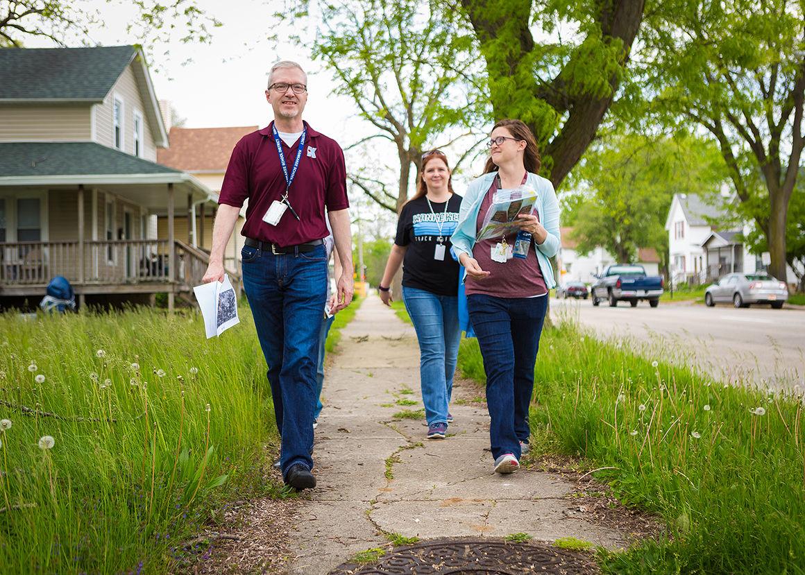 Kankakee community walk